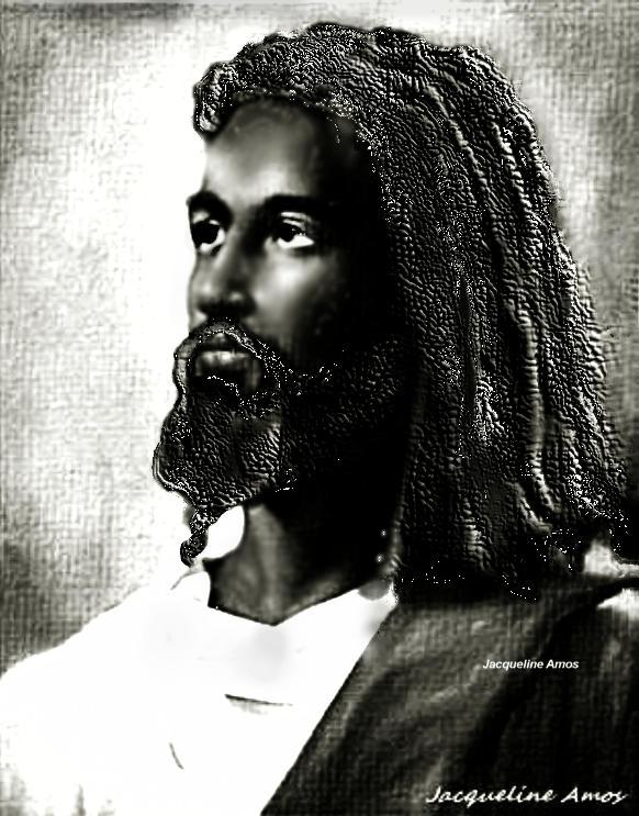 THE BLACK JESUS